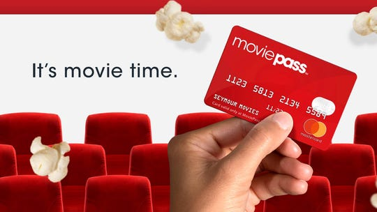 MoviePass is shutting down. Discount service to bring the curtain down this week