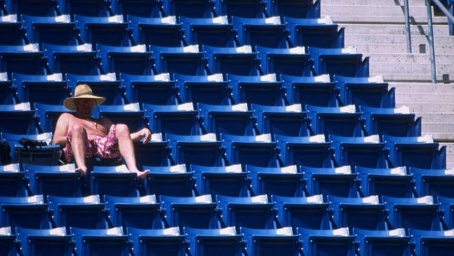 Each year, tens of millions of Americans pour into arenas, parks, rinks, and stadiums to see a professional sporting event in one of the four major American sports leagues: the NFL, NBA, NHL, and MLB. But fans of some teams are even less inclined to go to games in person than those of other teams.
