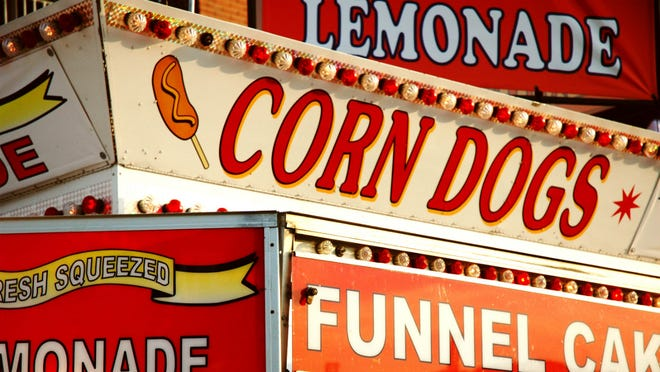 What would summer be without a county fair?
