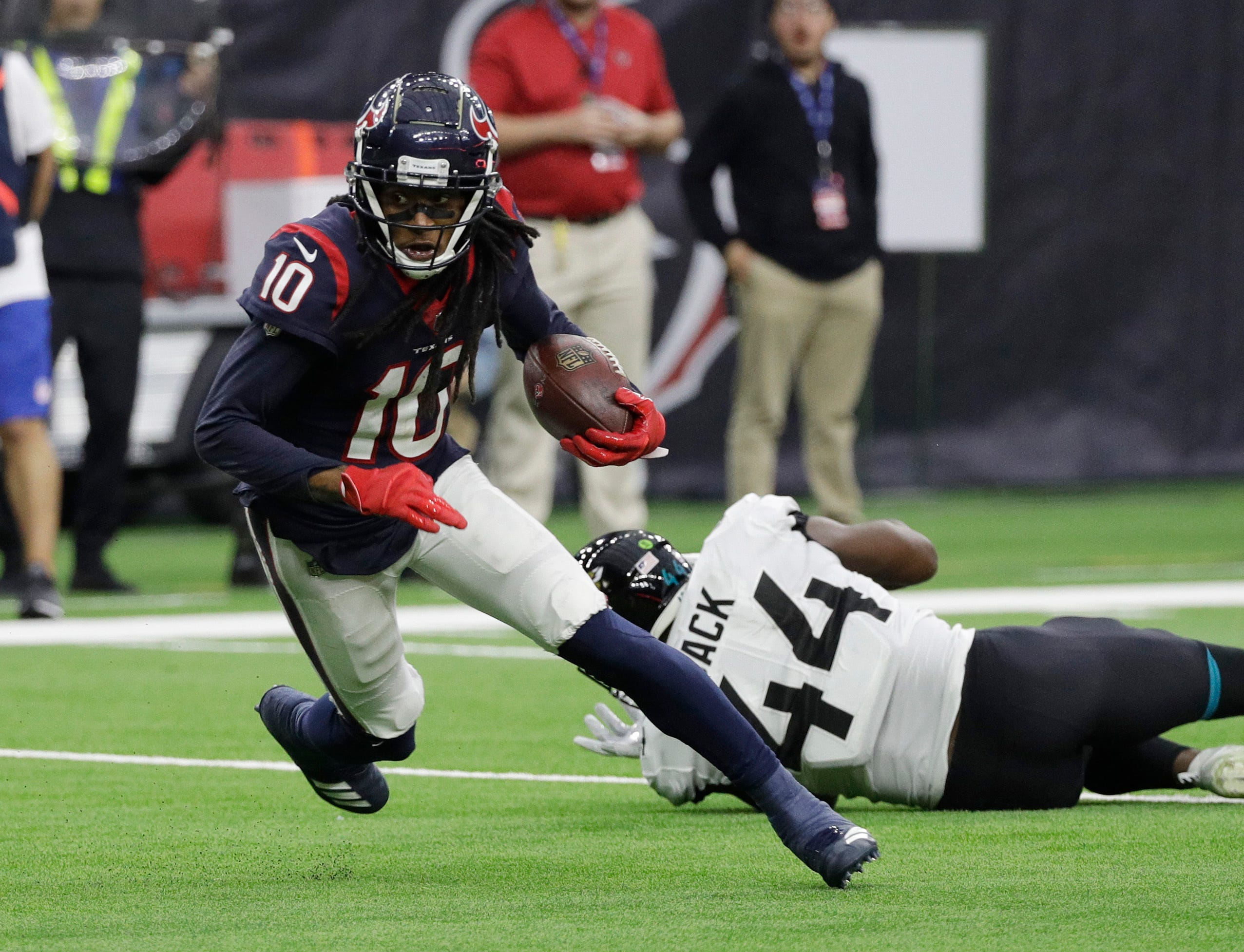 Texans' Watt, Hopkins on physically unable to perform list