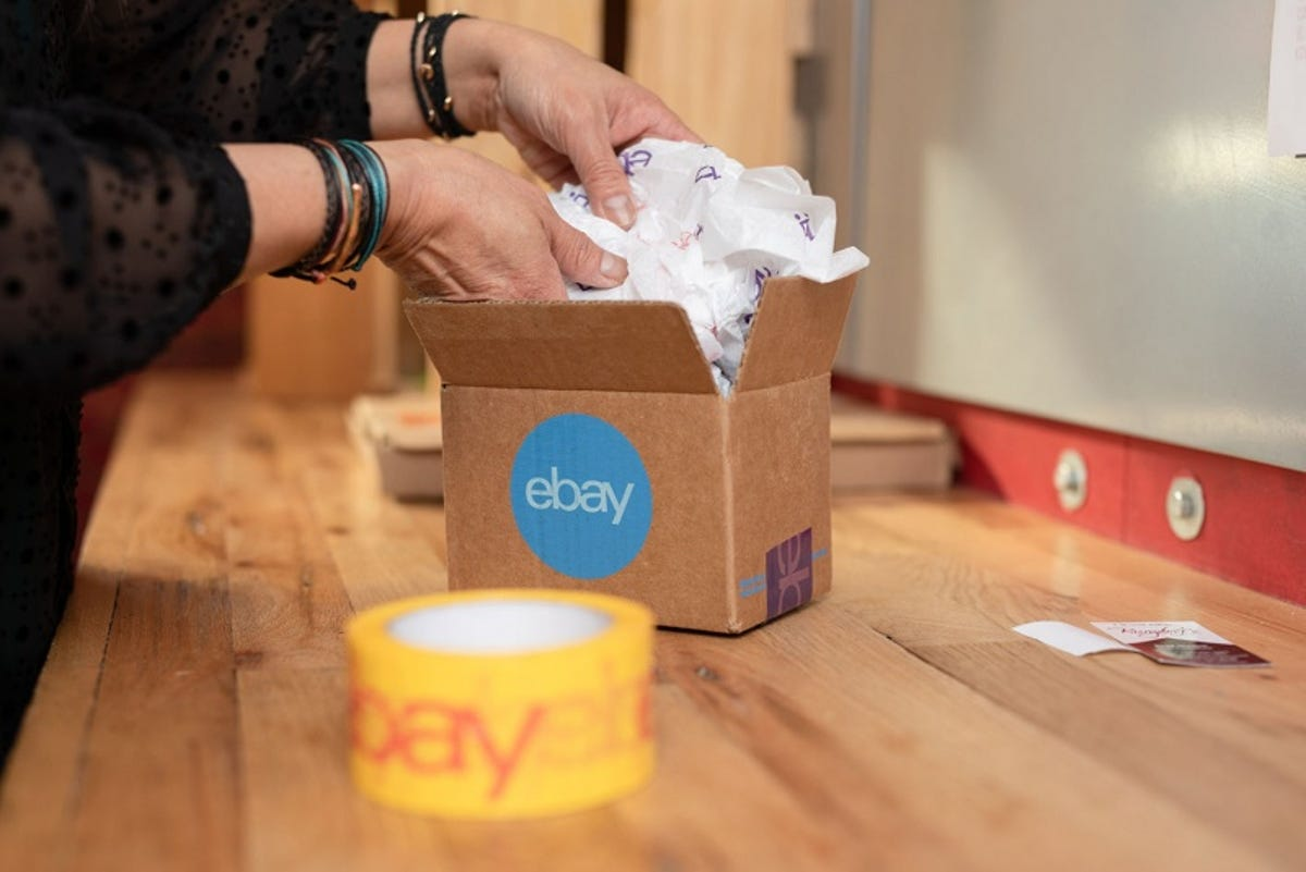 eBay Management Delivery: Its plan to take on Amazon