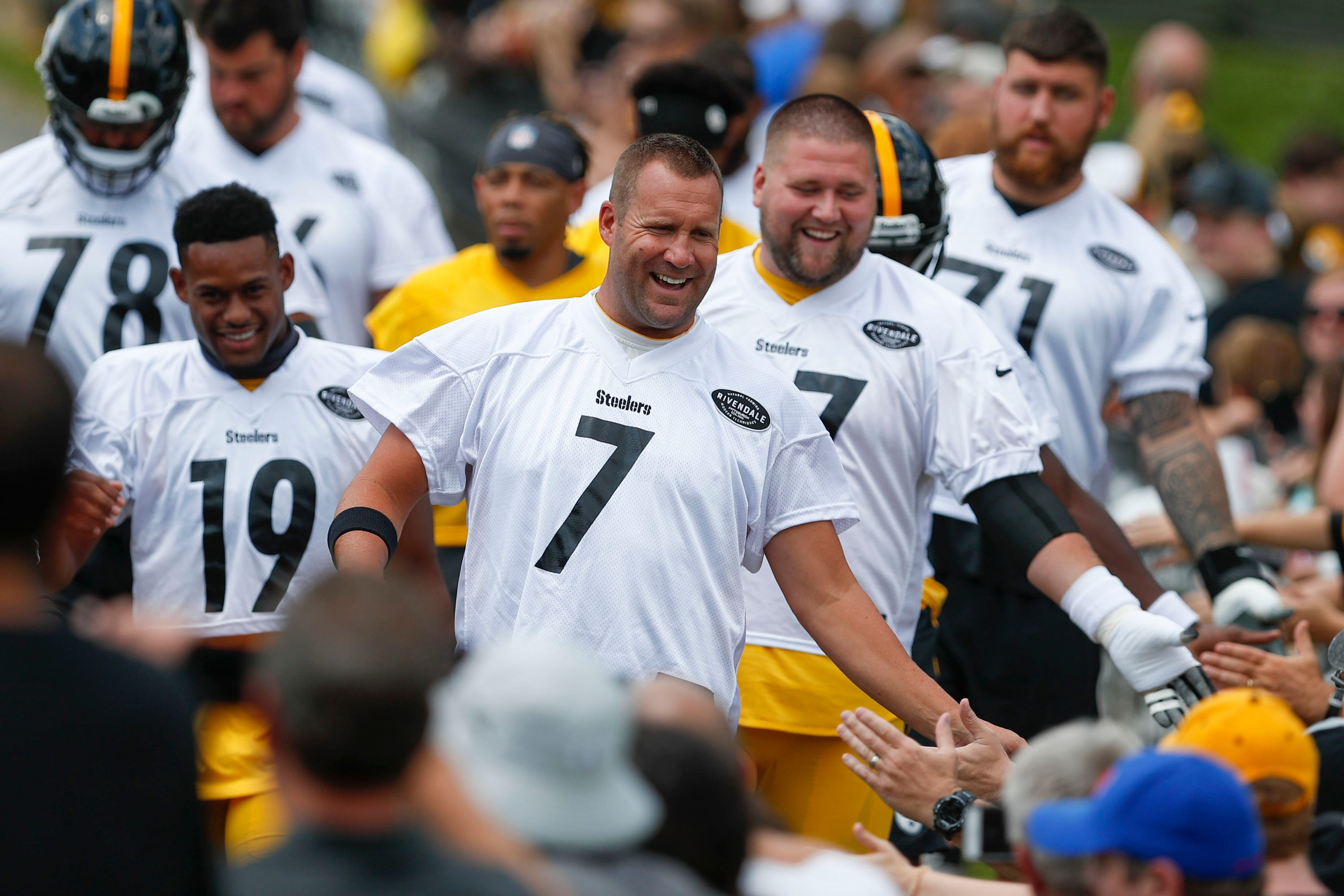 Roethlisberger, Steelers ready to move on from Brown, drama