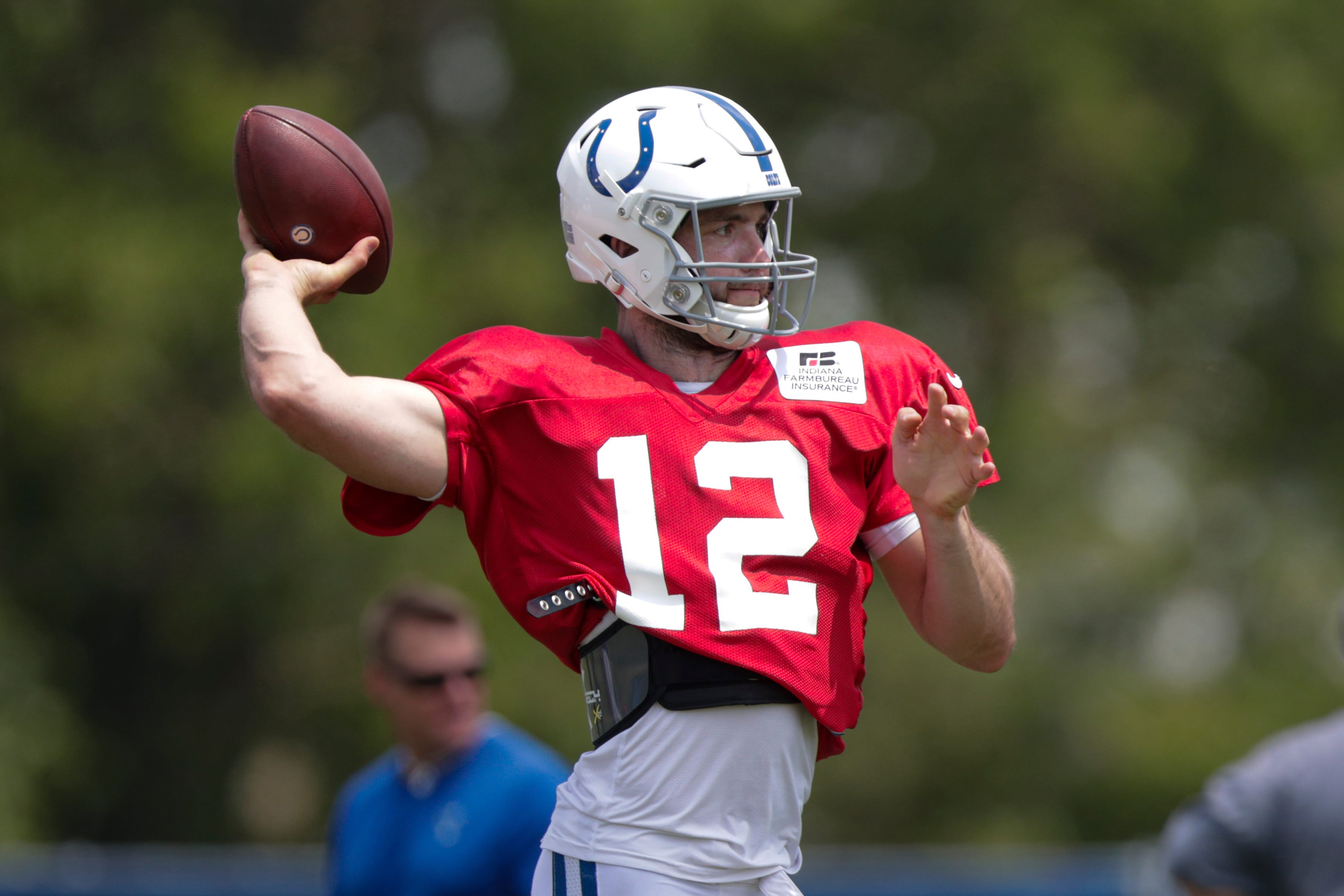 Luck to miss next 2 practices, Colts preseason opener