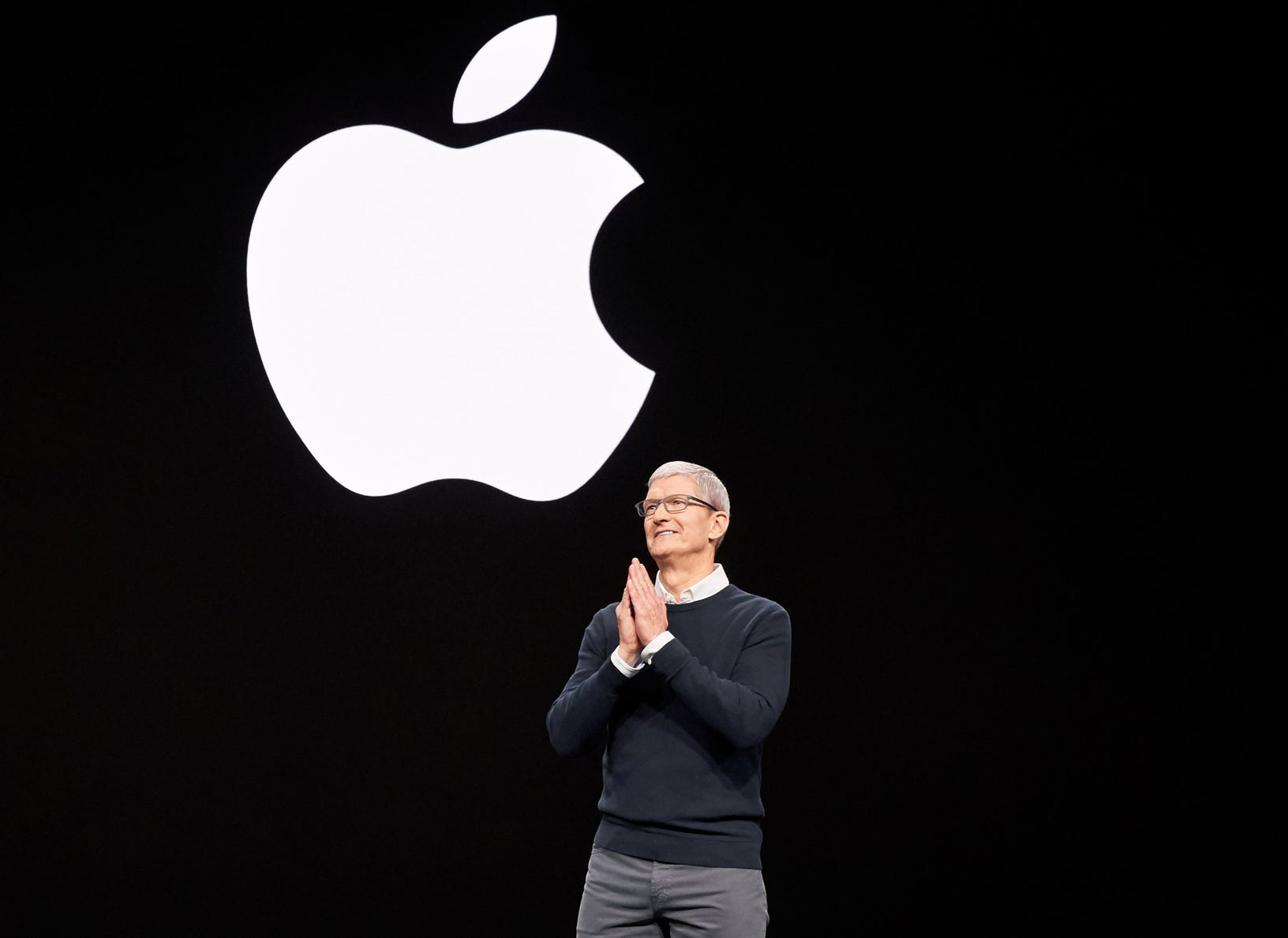 Apple CEO Tim Cook talks all-time records and accelerating growth in wearables
