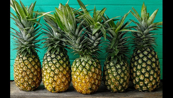 Does anything taste more summery than pineapple? The tropical fruit pairs well with warm flavors like chai.