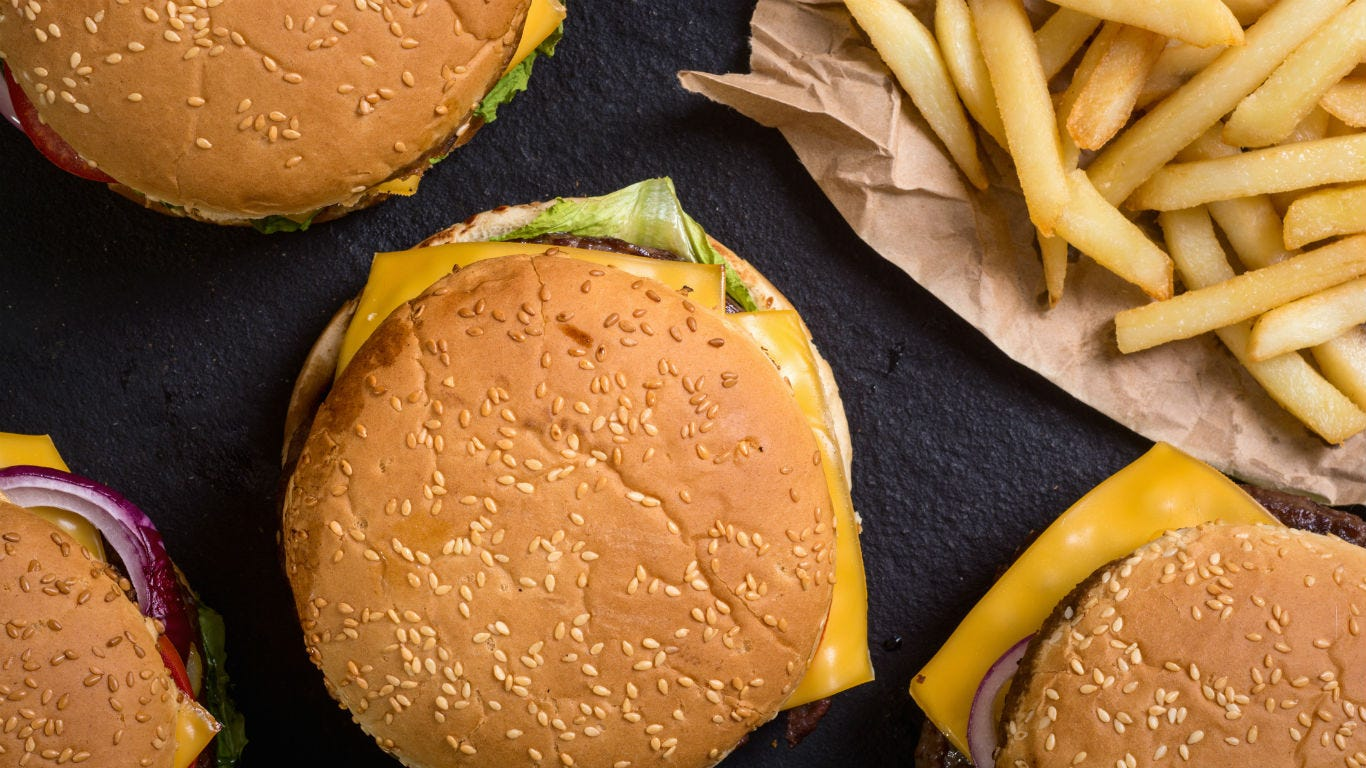 Fast food drive-thrus: Which chains are the fastest and slowest?