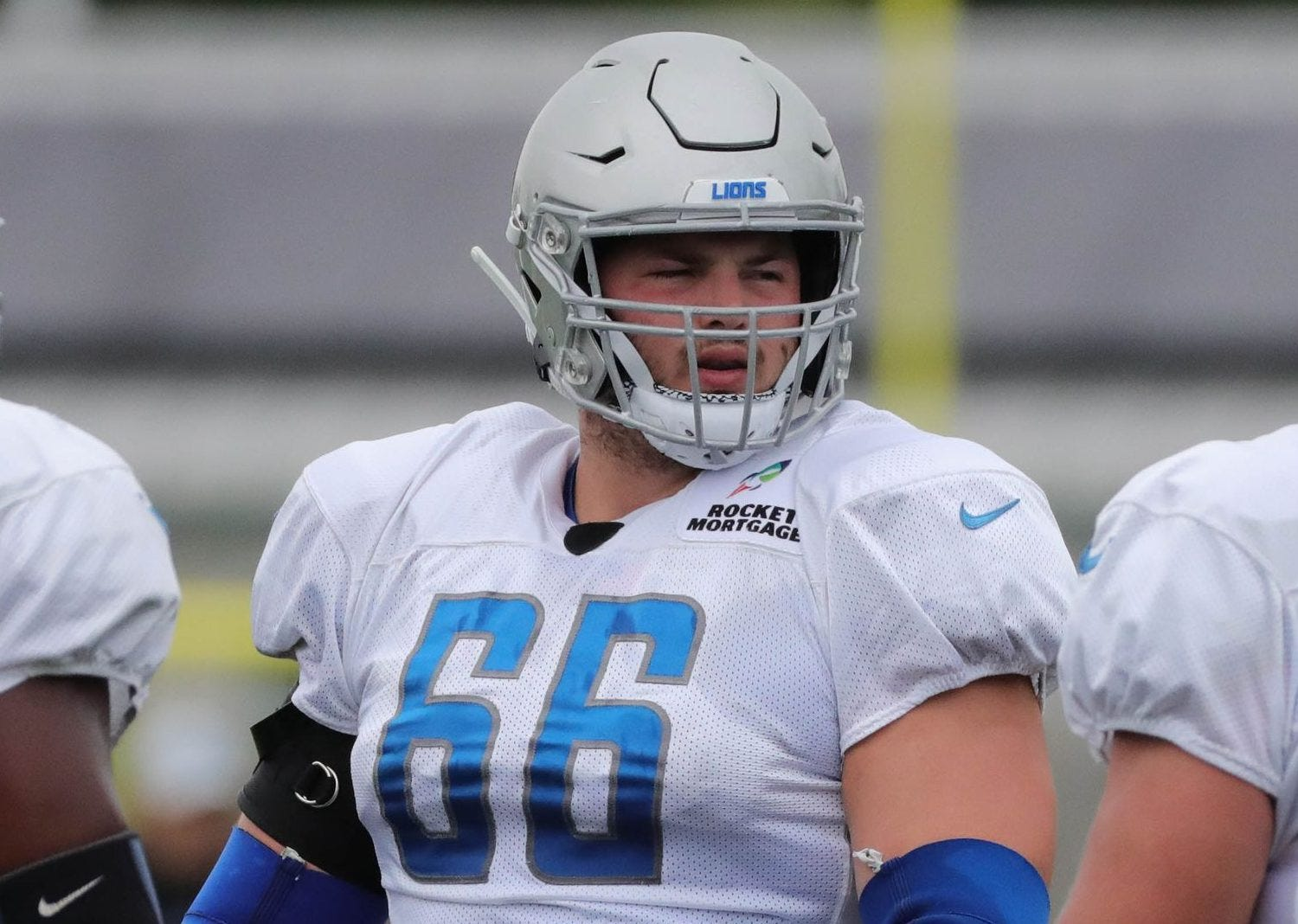 How Detroit Lions' Joe Dahl and the O-line is rebounding from allowing 9 sacks
