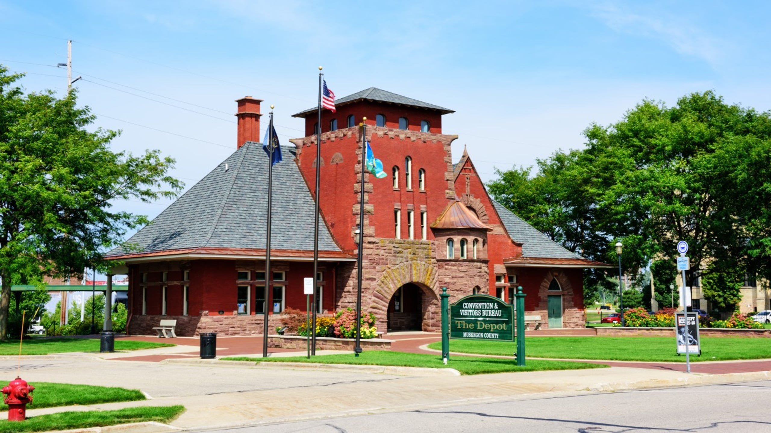 <strong>19. Muskegon, Michigan</strong><br /> <strong>&bull; Preschool enrollment:</strong> 24.7% (lowest 10%)<br /> <strong>&bull; High school graduation rate:</strong> 80.6% (lowest 20%)<br /> <strong>&bull; Pop. with access to areas for exercise:</strong> 77.4%<br /> <strong>&bull; Property crime rate:</strong> 3,354 crimes per 100,000 people (highest 20%)