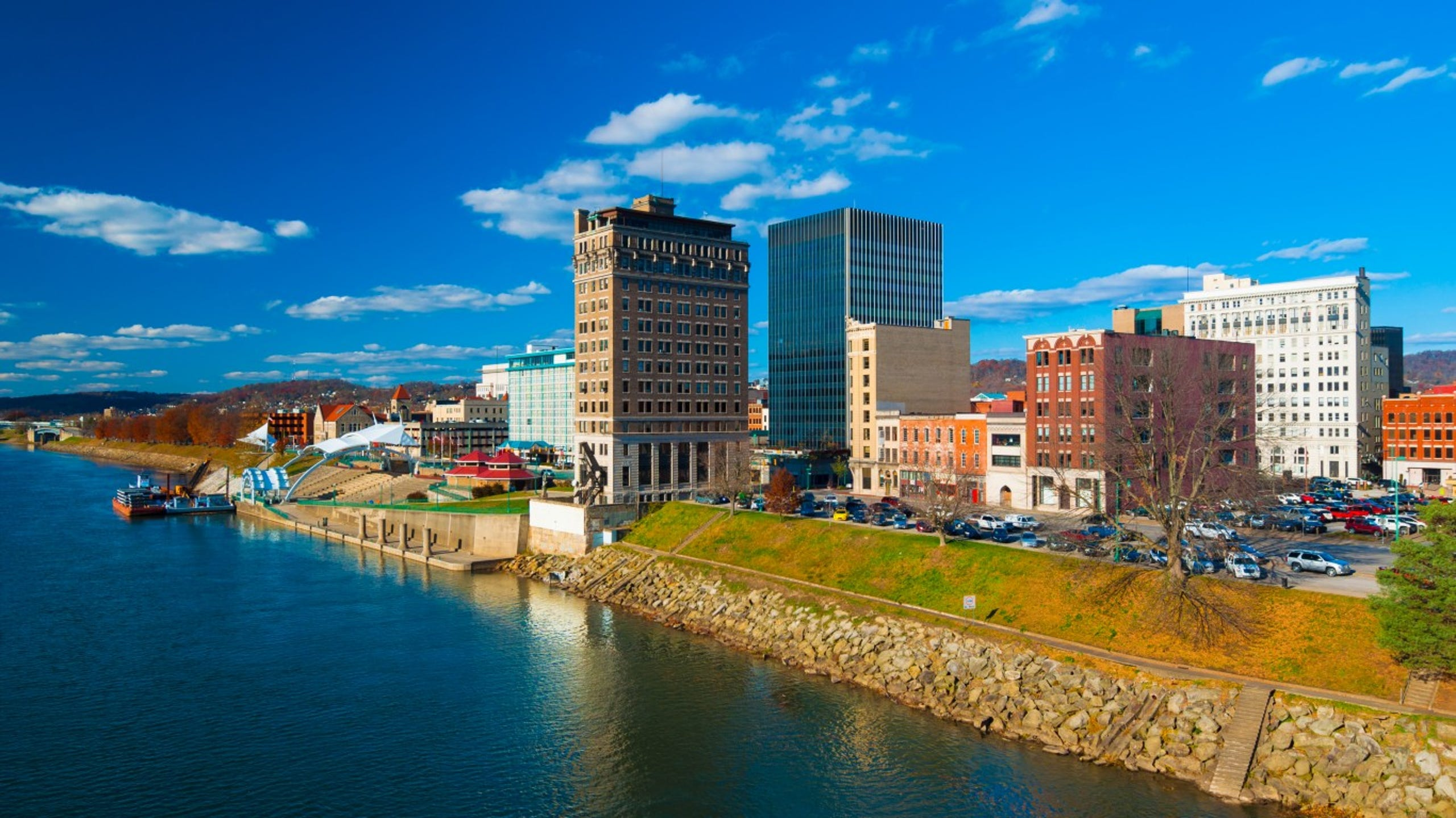 <strong>7. Charleston, West Virginia</strong><br /> <strong>&bull; Preschool enrollment:</strong> 24.3% (lowest 10%)<br /> <strong>&bull; High school graduation rate:</strong> 83.9%<br /> <strong>&bull; Pop. with access to areas for exercise:</strong> 62.7% (lowest 10%)<br /> <strong>&bull; Property crime rate:</strong> N/A