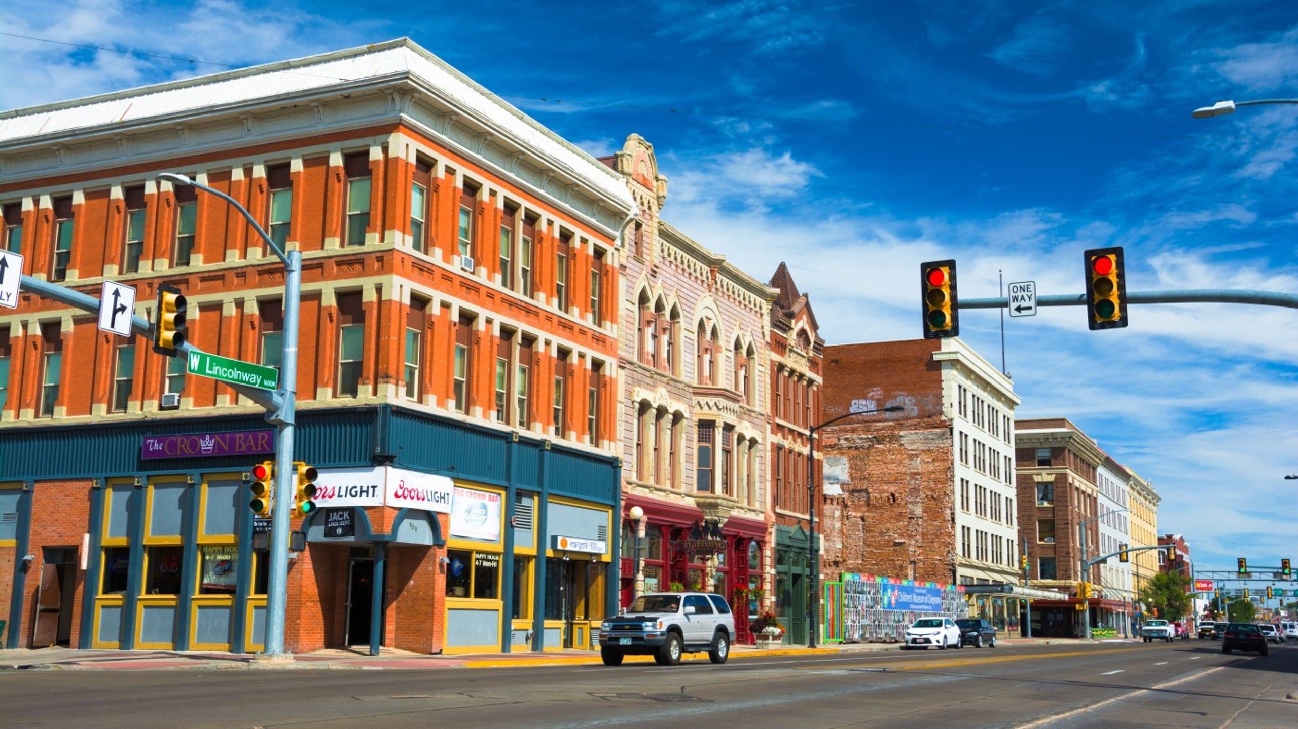 <strong>18. Cheyenne, Wyoming</strong><br /> <strong>&bull; Preschool enrollment:</strong> 27.6% (lowest 10%)<br /> <strong>&bull; High school graduation rate:</strong> 79.2% (lowest 10%)<br /> <strong>&bull; Pop. with access to areas for exercise:</strong> 71.3%<br /> <strong>&bull; Property crime rate:</strong> 2,843 crimes per 100,000 people