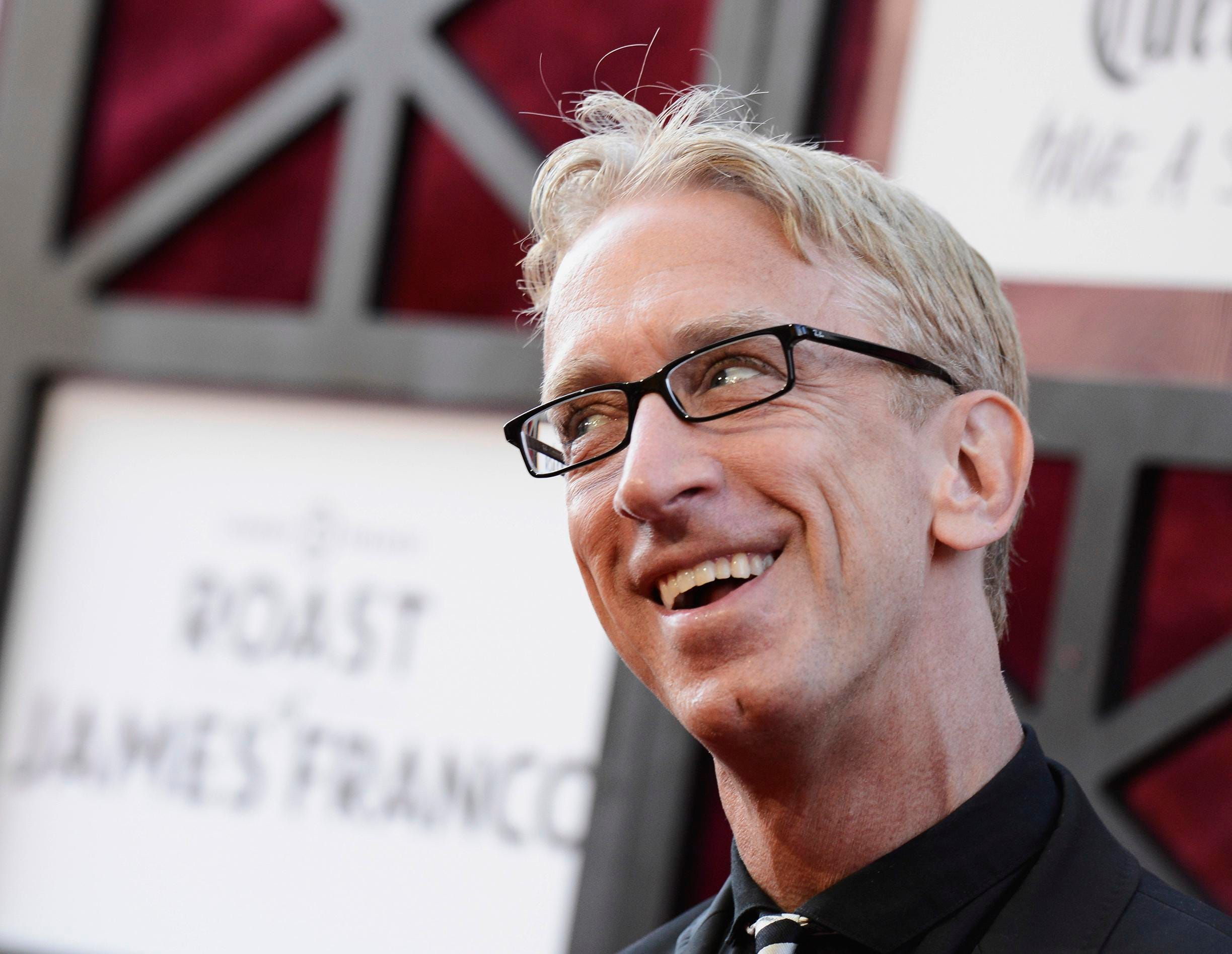 Andy Dick pleads not guilty to groping Lyft...