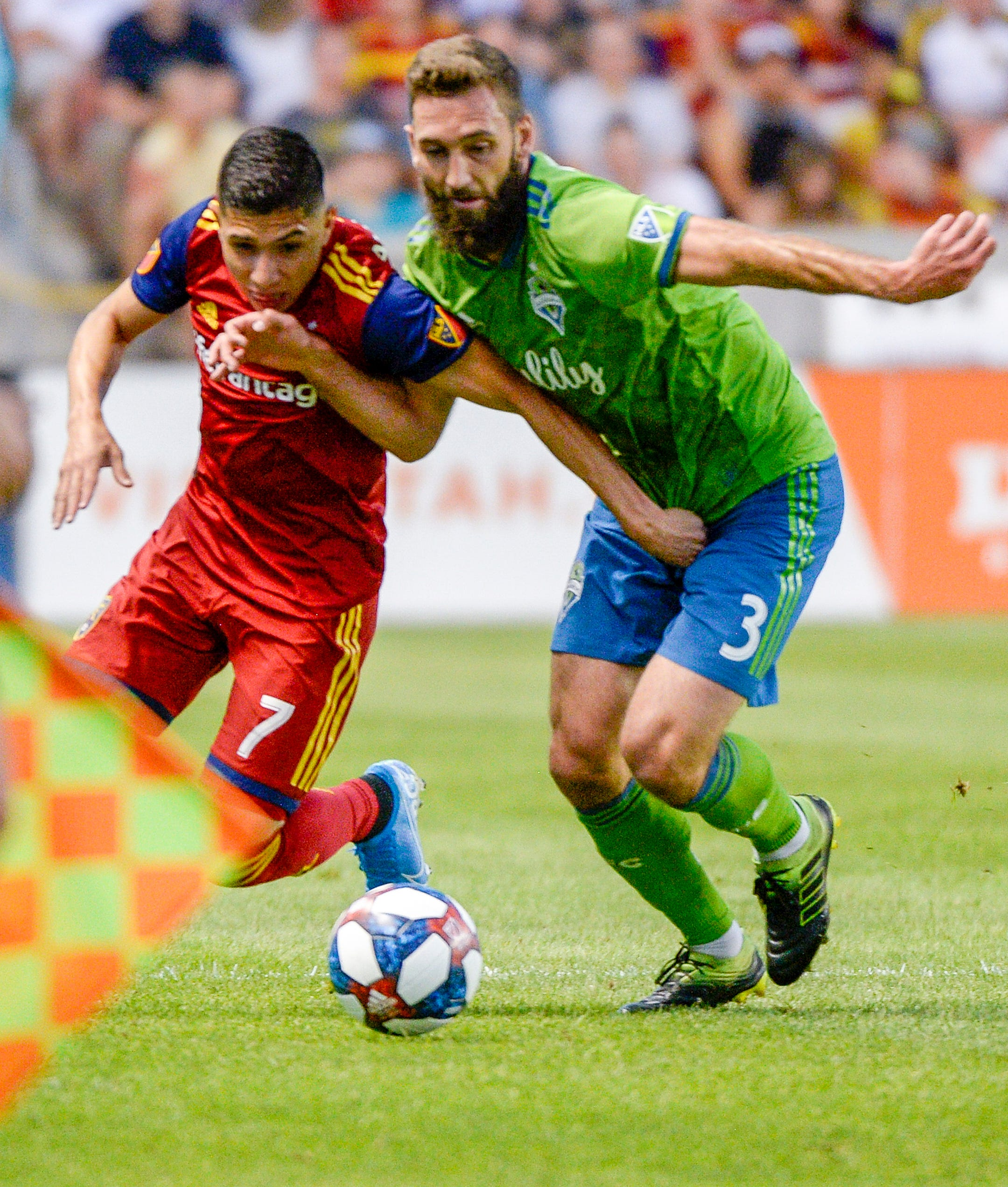 Real Salt Lake blanks Sounders 3-0