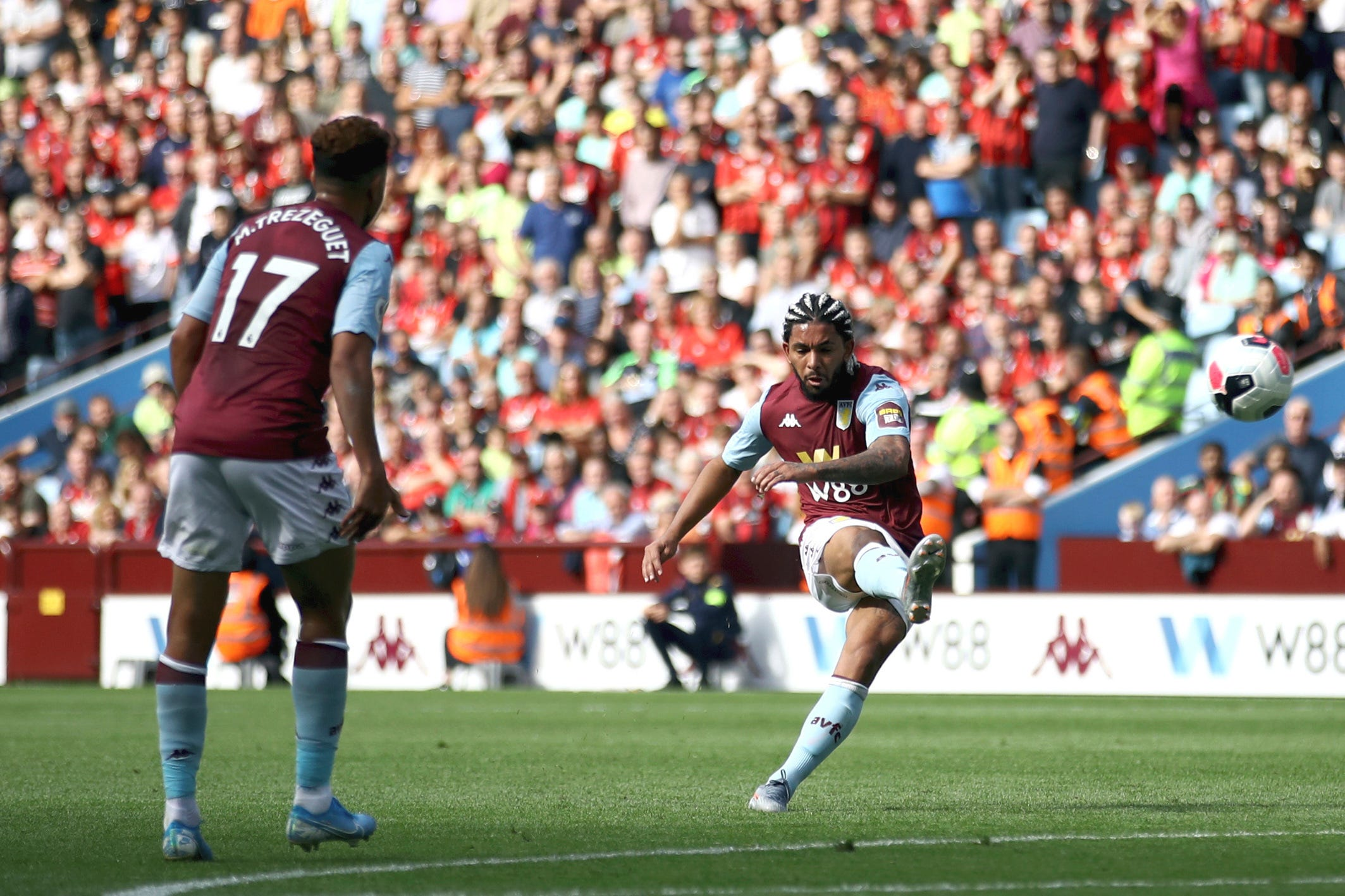 Bournemouth spoil first Villa EPL home match in 3 years