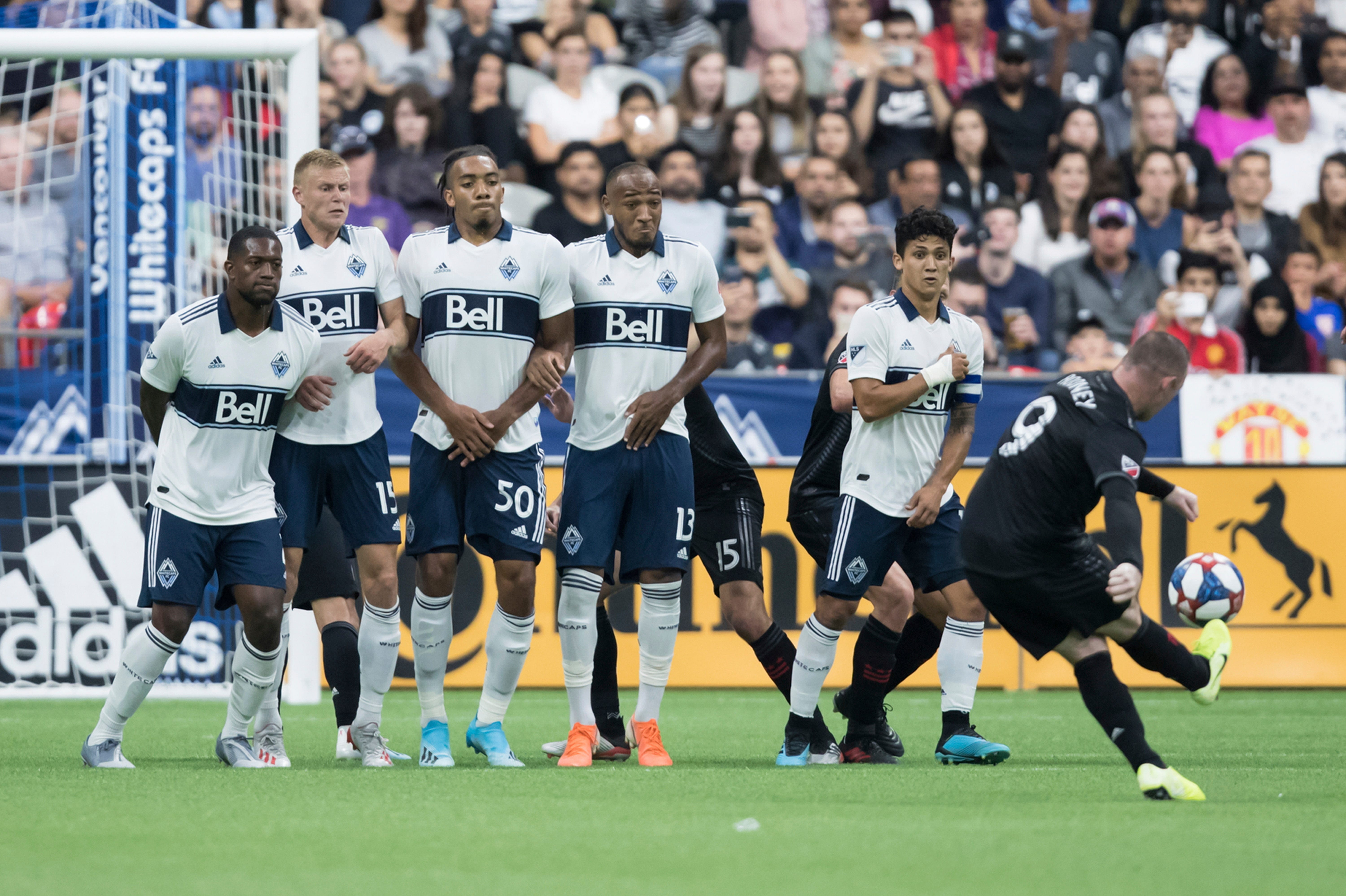 Yordy Reyna scores in Whitecaps' 1-0 victory over DC United