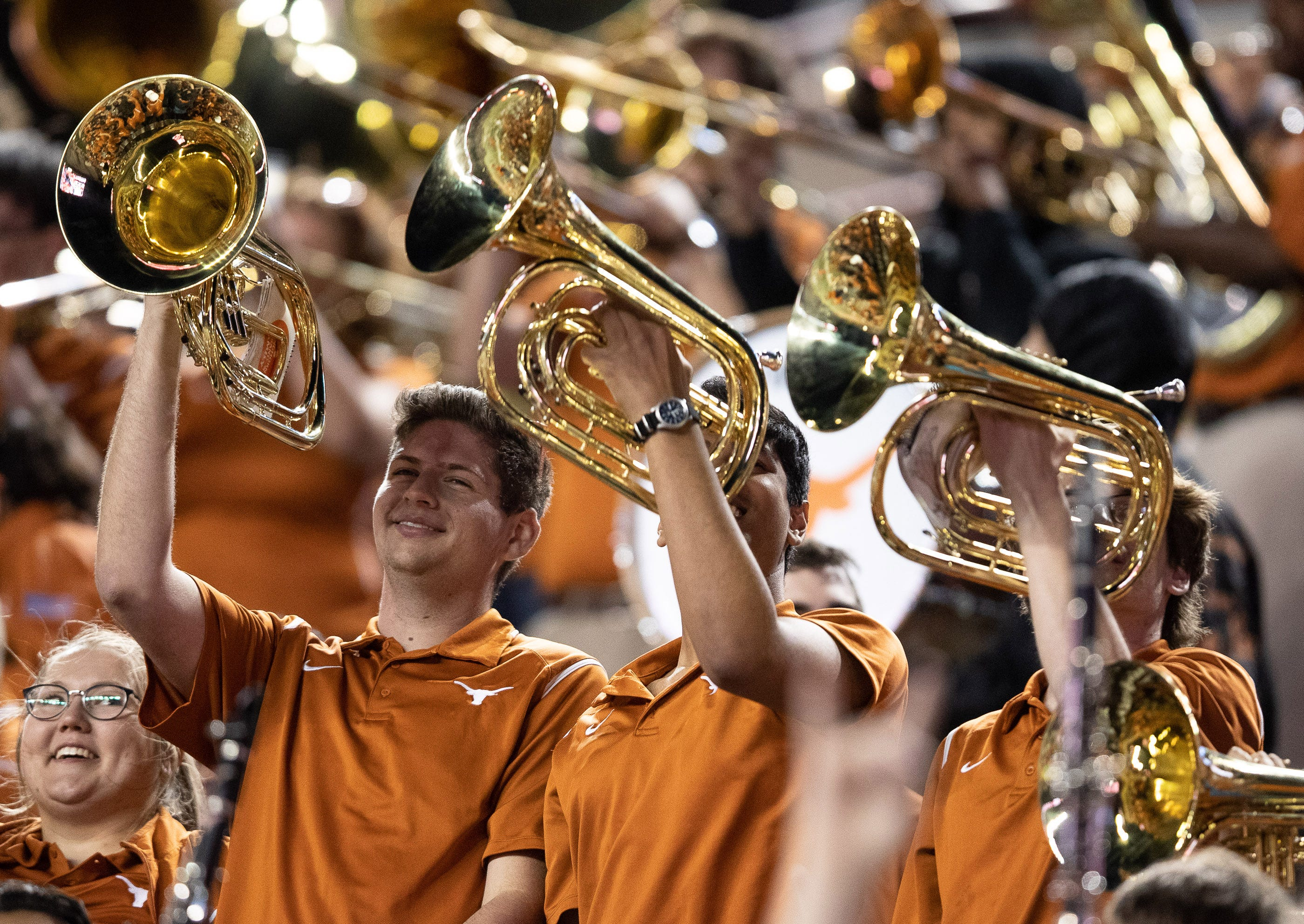 Longhorn Band may not return to games in 2020 until 'The Eyes of Texas' issue is resolved