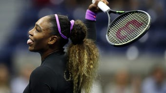 Sports Pulse: Serena Williams can tie the all-time record with a 24th Grand Slam title at the US Open, against Bianca Andreescu.