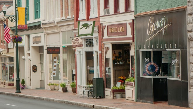 Staunton was named the best city to live in Virginia andNo. 31 in the US, according to a report from 24/7 Wall St.