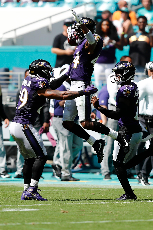 Ravens off to record-setting start behind Jackson
