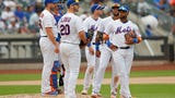 What I'm Hearing: USA TODAY Sports' Larry Berger spoke with Mets manager Mickey Callaway to discuss the temperature of the team as the regular season nears its end.