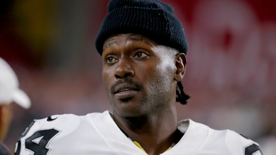 Opinion: NFL must do the right thing and bench Antonio Brown