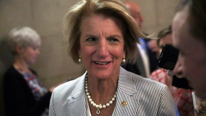West Virginia: Shelley Moore Capito   • Est. net worth:  $400,000   • Party affiliation:  Republican   • Assumed office:  2015   • Current term ends:  2021   ALSO READ: This is the Richest Town in West Virginia