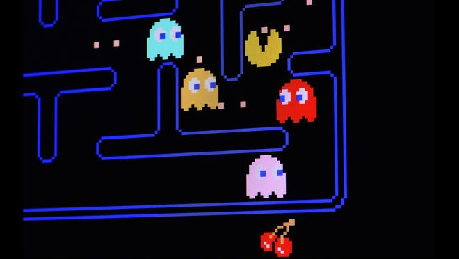 Pac-Man is one of the best-selling and iconic video games of all time.