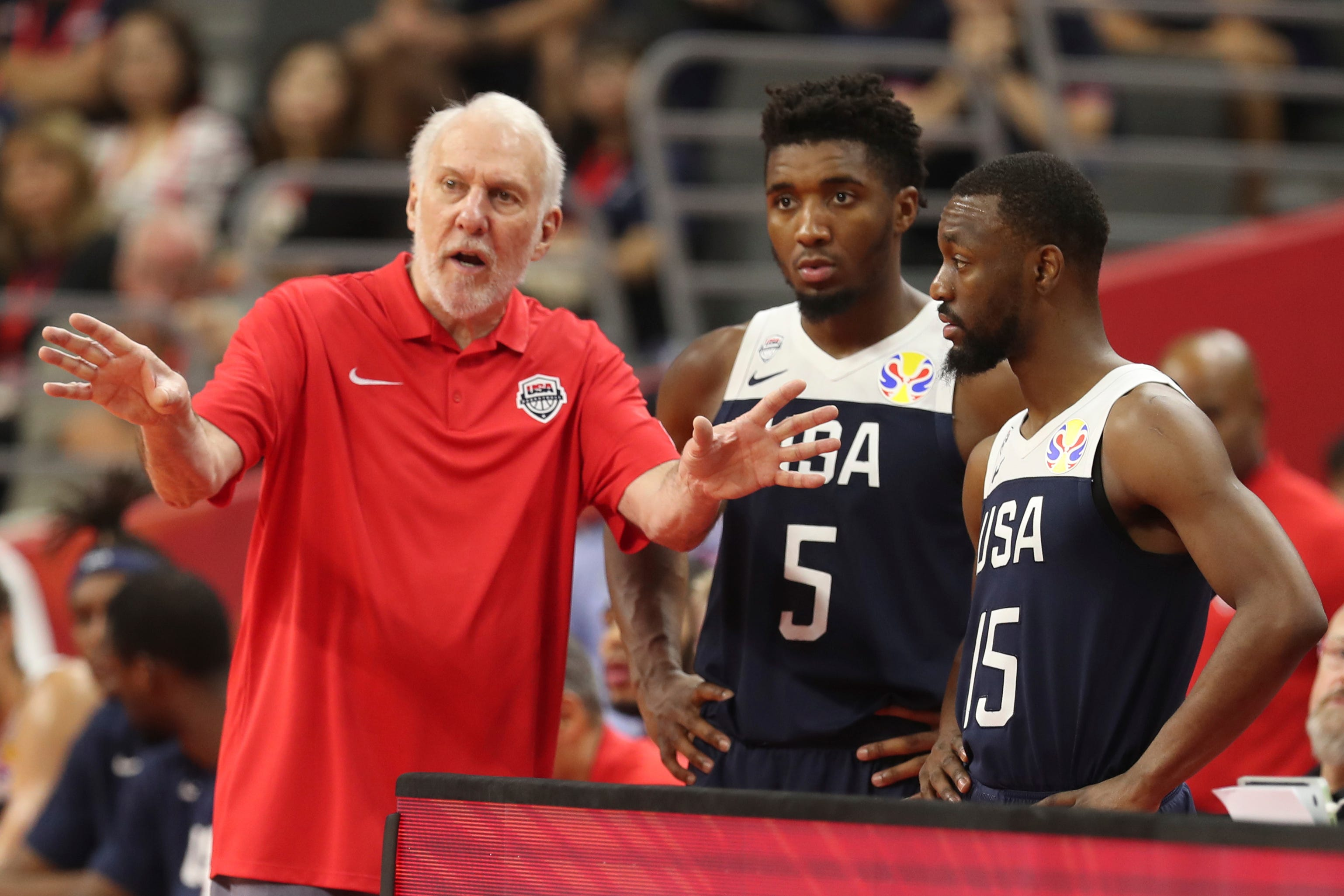 US loses to Serbia 94-89, assuring worst big-tourney finish thumbnail