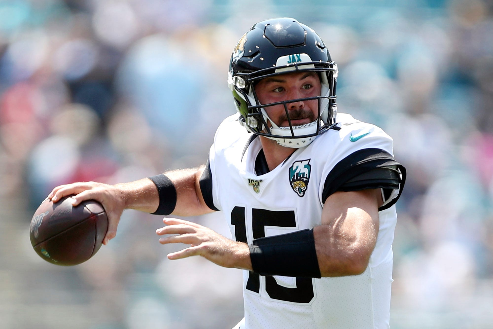 Jaguars QB Minshew prepares for 1st NFL start against Texans