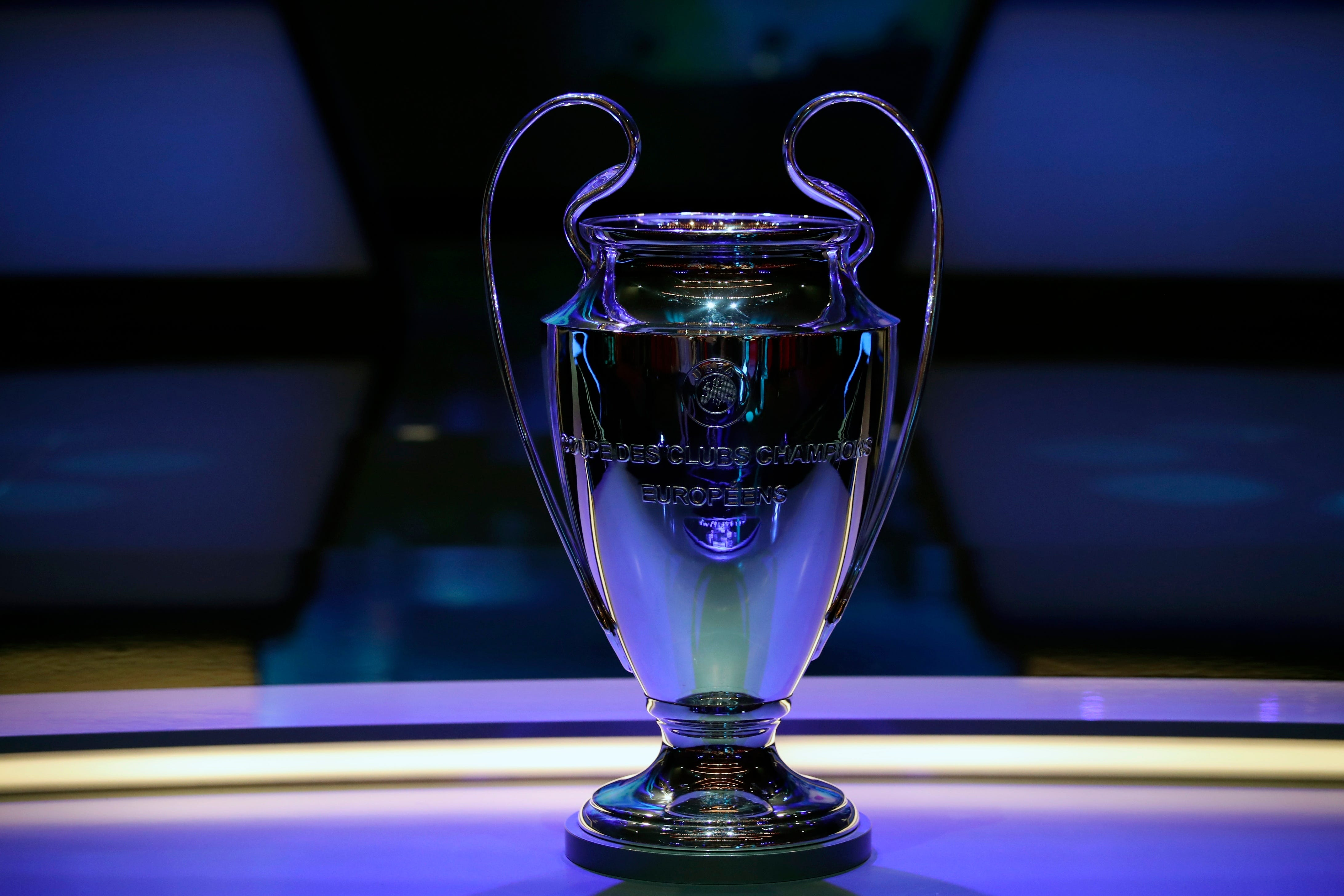 Clubs to get 1/4 of income from Champions League prize money