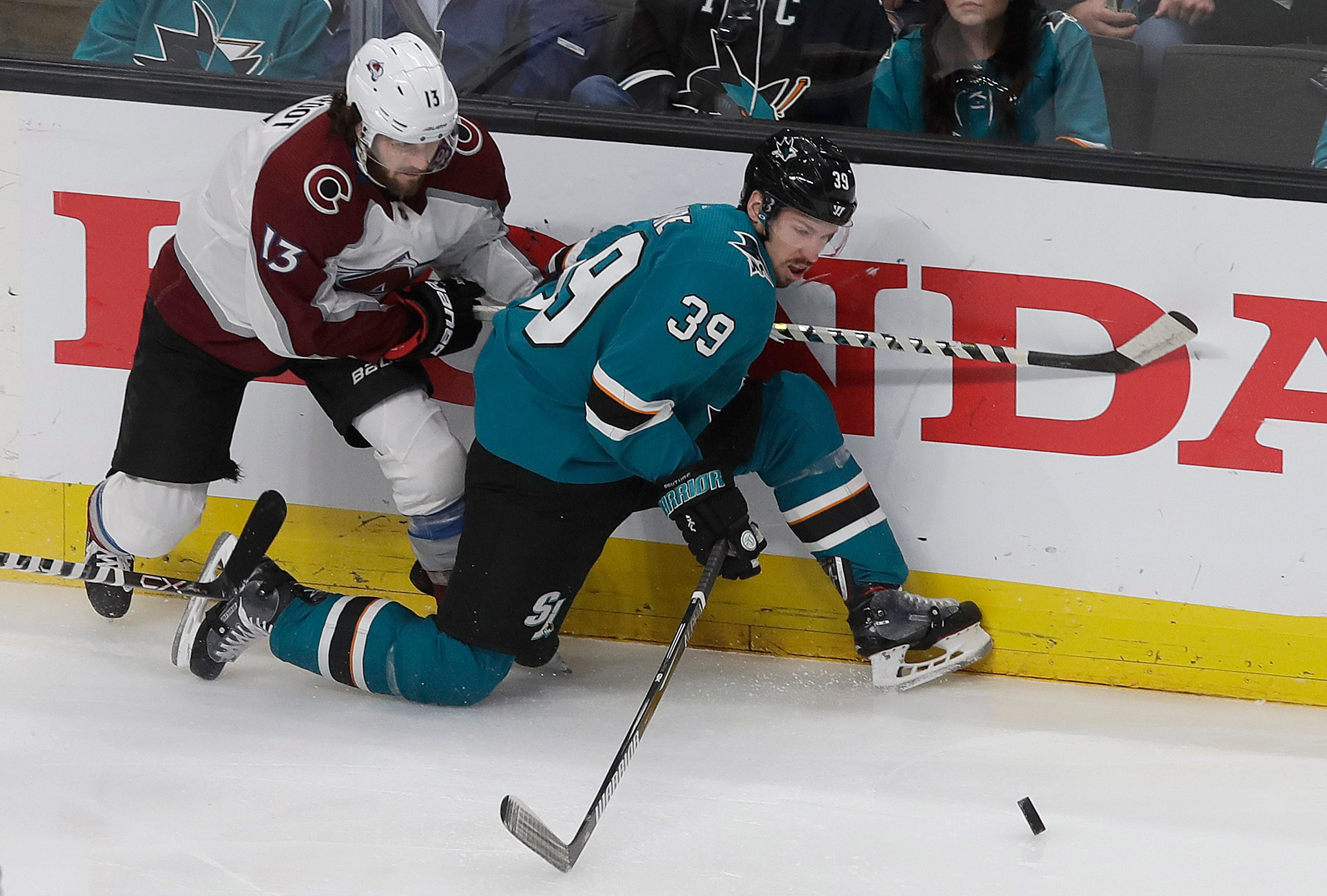 Sharks open camp with new captain after Pavelski's departure