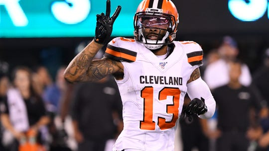 'He said that?' Browns get last laugh on Gregg Williams' assessment of Odell Beckham Jr.