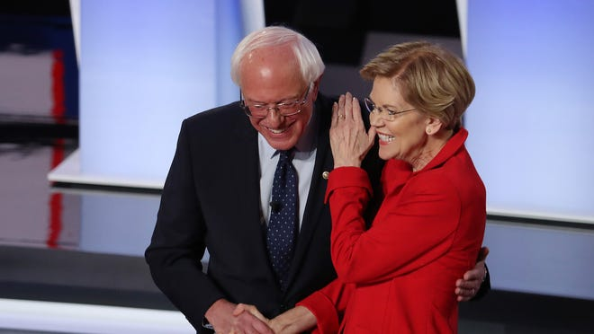 Biden's Still Frontrunner: The former vice president, Joe Biden, still holds a commanding lead over his closest rivals, Senators Bernie Sanders (VT-I) and Elizabeth Warren (MA-D) in our latest nationwide poll of Democratic likely voters. Senator Kamala Harris, who made a splash during the first debate, (CA-D, 5%) has lost steam since our last poll. […]