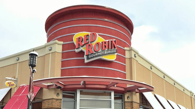 Two or three employees at the Red Robin restaurant on Hall Road in Clinton Township have tested positive for COVID-19.