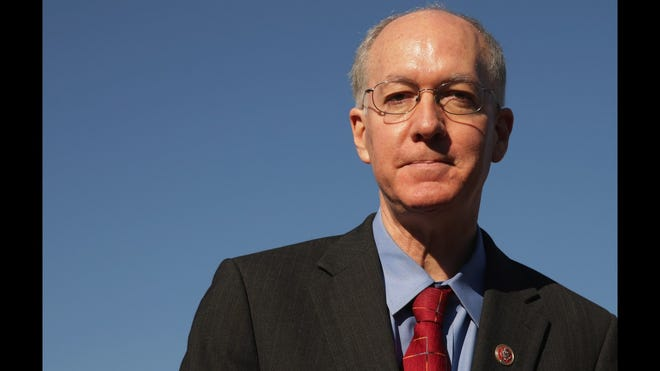 Rep. Bill Foster, D-Ill., is a physicist in his fifth term in Congress.