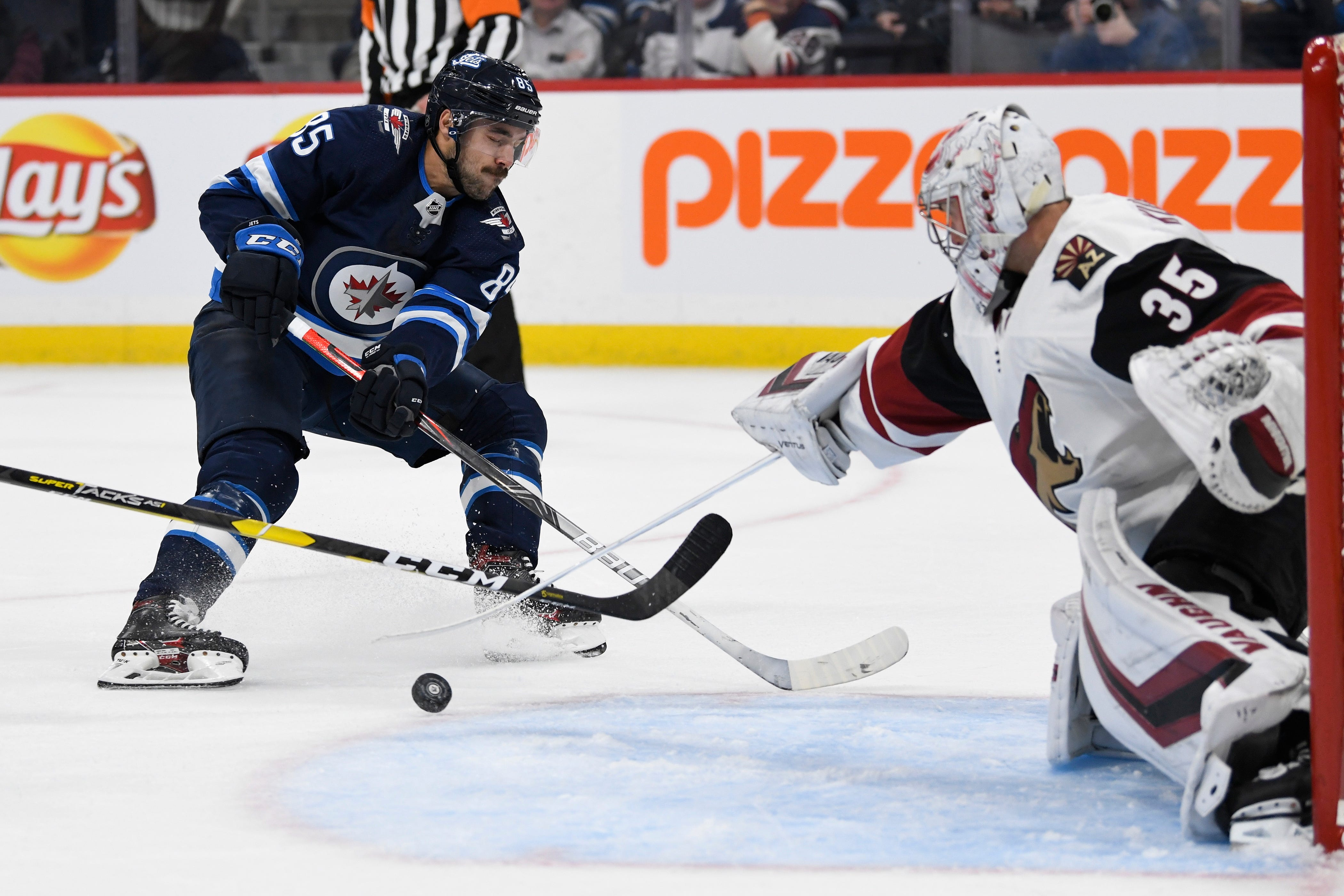 Video recap: What we learned in Coyotes' 4-2 win over Jets