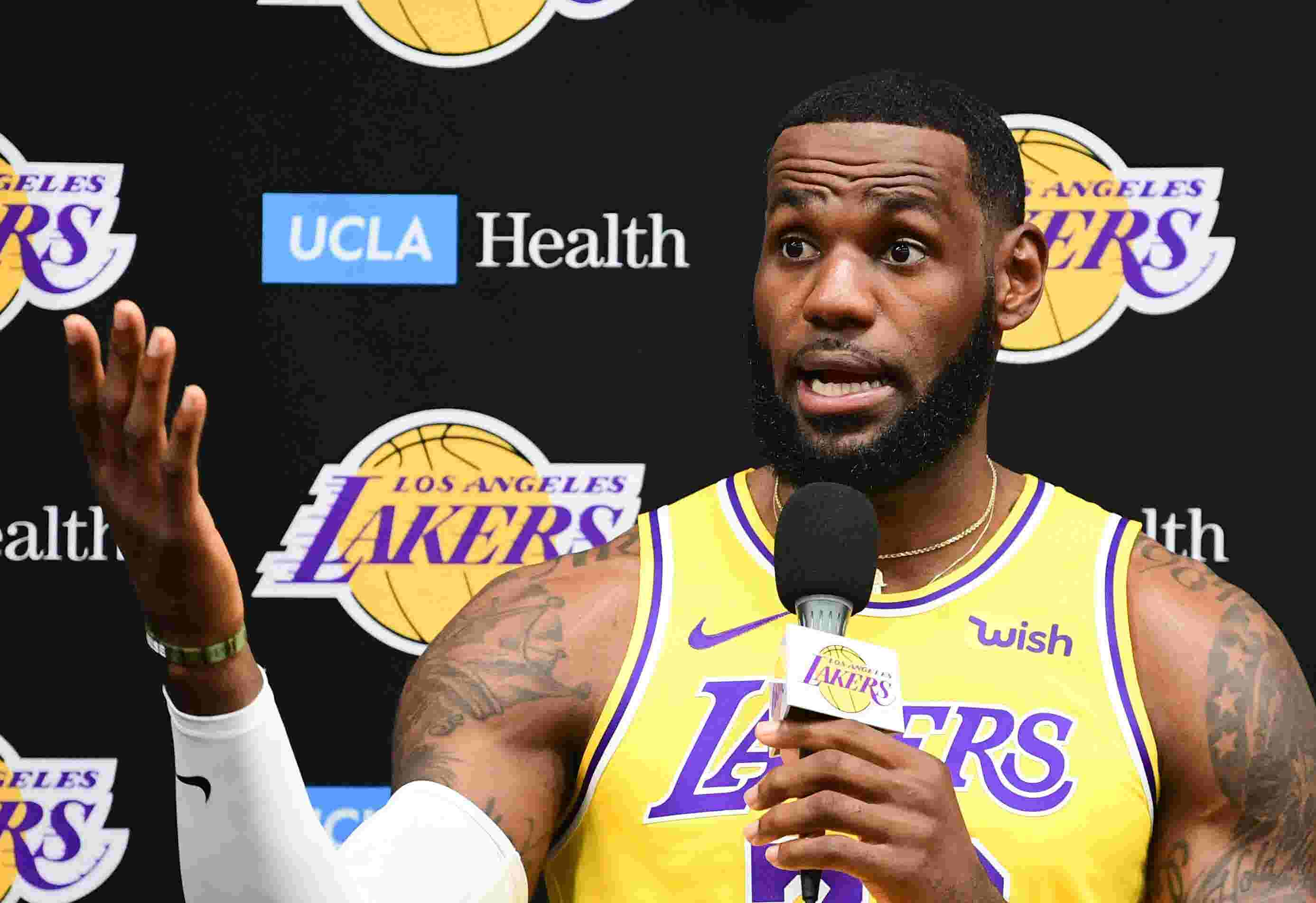 Dear LeBron James: You either believe in social justice or you don't
