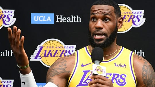 Opinion: What LeBron James could have — and should have — said about Daryl Morey, China