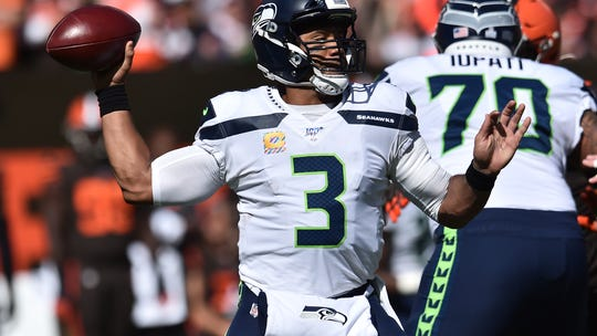 Opinion: Russell Wilson's dazzling start shows why Seahawks made him NFL's highest-paid player