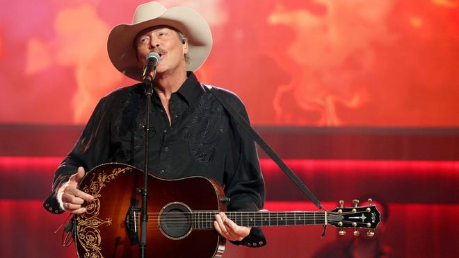 Country crooner Alan Jackson will stop in El Paso on his 2020 tour.