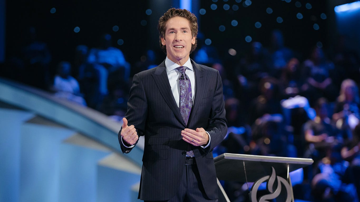 Lakewood Church Says It Did Not Seek Forgiveness for .4M PPP Loan