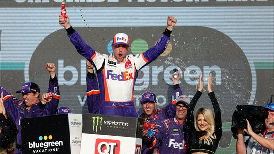 Kyle Busch says retiring with one NASCAR title would stink, but five is 'still attainable'