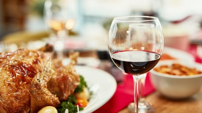 Thanksgiving is near, here are some suggests on pairing food with your wine.