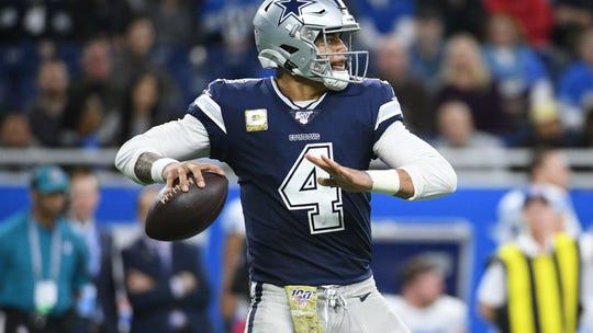 Ezekiel Elliott on Dak Prescott's Dallas Cowboys success: Why should I be mad?