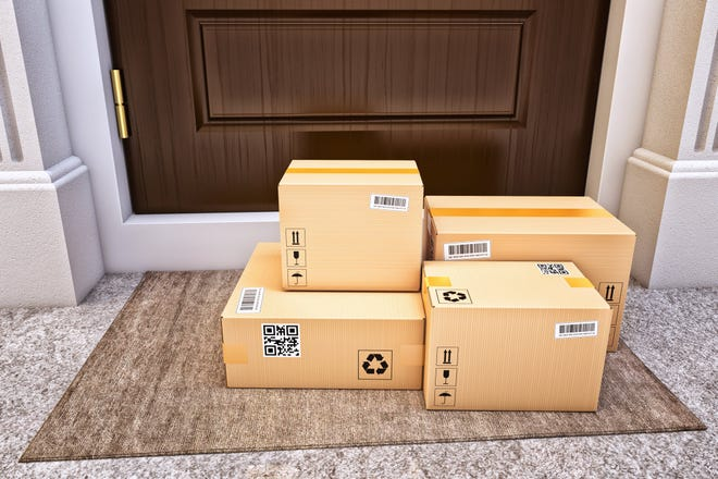 Ardmore police are advising homeowners to be wary of porch pirates as more individuals shop online this year.