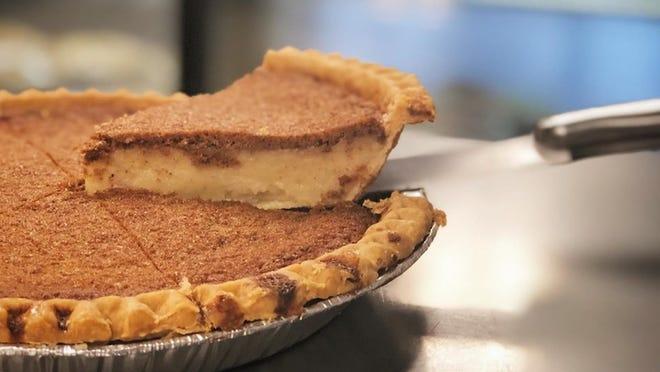 تبيع شركة Pure Love Pies الحقائب الحلال في بلومفيلد.