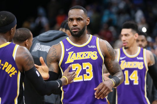 Lakers star LeBron James on the verge of even more career milestones