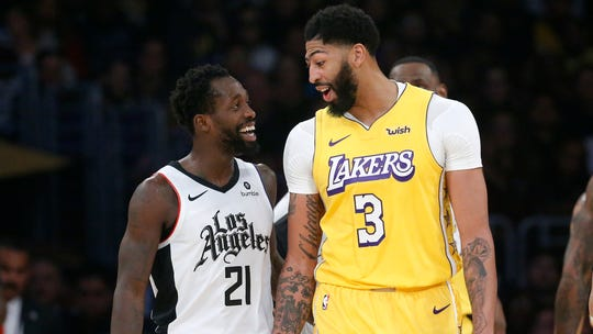 Opinion: Why it's difficult to predict how Lakers and Clippers will fare in playoff series