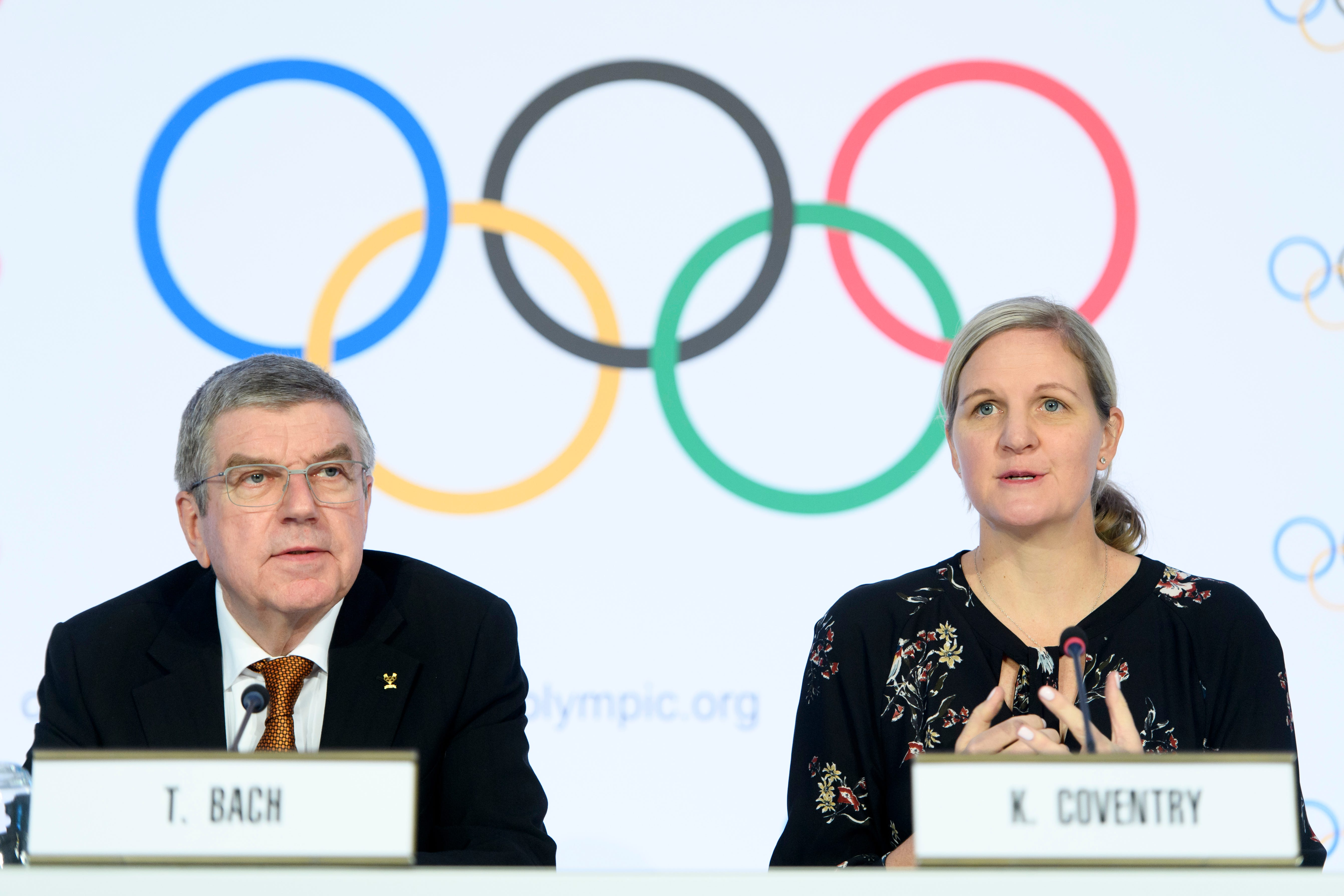 IOC: No kneeling or any form of political protest allowed at Tokyo Olympics