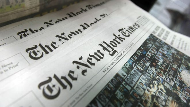 One would think the wider newspaper industry could take a page from The New York Times playbook to salvage what is left of it. Unfortunately, it can't.