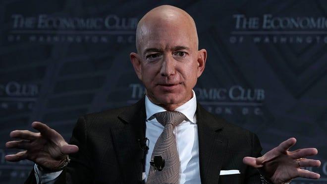 Amazon CEO Jeff Bezos may have been hacked.